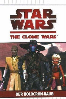 Buch-Reihe Star Wars - The Clone Wars