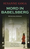 Mord in Babelsberg / Leo Wechsler Bd.4