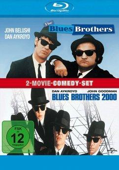 The Blues Brothers / Blues Brothers 2000 - 2 Disc Bluray - Dan Aykroyd,John Belushi,John Goodman