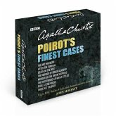 Poirot's Finest Cases, Audio-CD