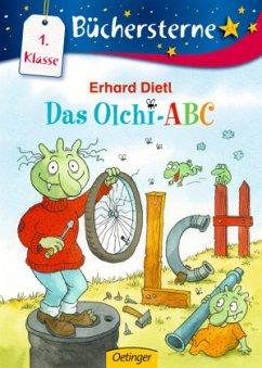 Das Olchi-ABC / Die Olchis Büchersterne 1. Klasse Bd.3 - Dietl, Erhard