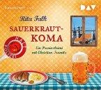 Sauerkrautkoma / Franz Eberhofer Bd.5 (5 Audio-CDs)