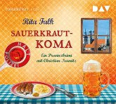Sauerkrautkoma / Franz Eberhofer Bd.5 (5 Audio-CDs)