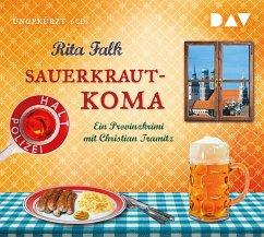 Sauerkrautkoma / Franz Eberhofer Bd.5 (5 Audio-CDs) - Falk, Rita