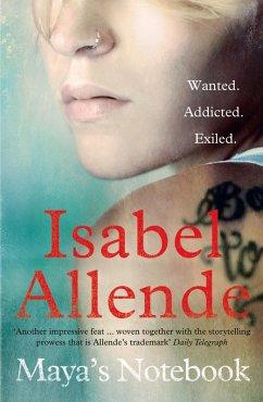 Maya's Notebook (eBook, ePUB) - Allende, Isabel