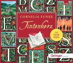 Tintenherz / Tintenwelt Trilogie Bd.1 (2 Audio-CDs) - Funke, Cornelia