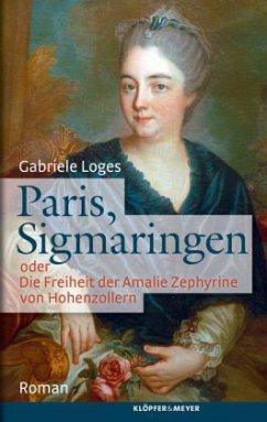 Paris, Sigmaringen - Loges, Gabriele