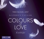 Entblößt / Colours of Love Bd.2 (4 Audio-CDs)