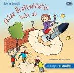 Miss Braitwhistle hebt ab / Miss Braitwhistle Bd.3 (2 Audio-CDs)