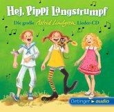 Hej, Pippi Langstrumpf!, 1 Audio-CD