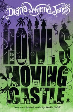 Howl's Moving Castle (eBook, ePUB) - Jones, Diana Wynne
