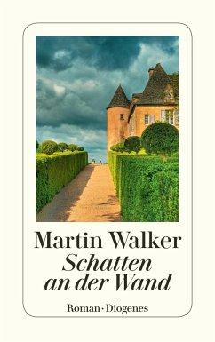Schatten an der Wand - Walker, Martin