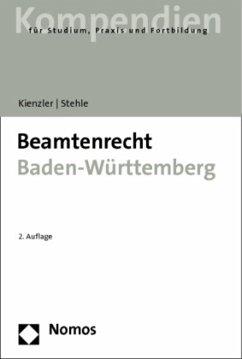 Beamtenrecht Baden-Württemberg