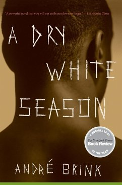 A Dry White Season (eBook, ePUB) - Brink, Andre