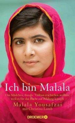Ich bin Malala - Yousafzai, Malala