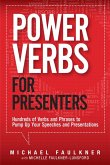 Power Verbs for Presenters (eBook, PDF)