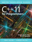 C++11 for Programmers (eBook, PDF)