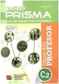 nuevo Prisma C2 - Libro del profesor