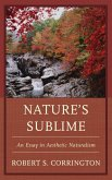 Nature's Sublime (eBook, ePUB)