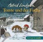 Tomte und der Fuchs und andere Geschichten, 1 Audio-CD