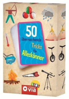 50 überraschende Tricks für Alleskönner