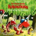 Schulausflug ins Abenteuer / Die Abenteuer des kleinen Drachen Kokosnuss Bd.19 (MP3-Download)