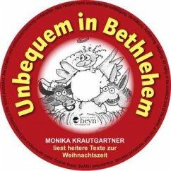 Unbequem in Bethlehem - Krautgartner, Monika