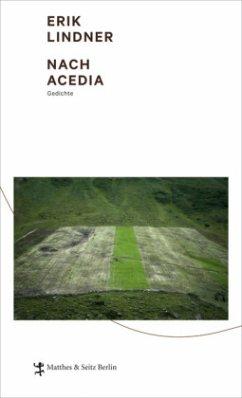 Nach Akedia - Lindner, Erik