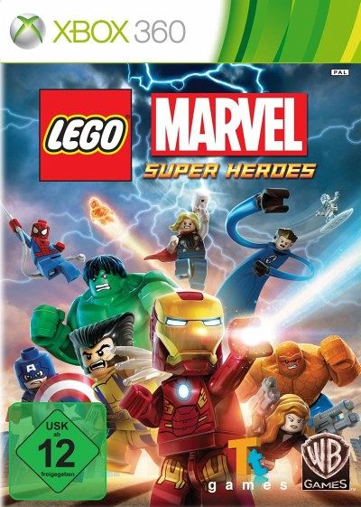 lego marvel xbox 360 spiel b. Black Bedroom Furniture Sets. Home Design Ideas