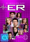 ER - Emergency Room, Staffel 11 (3 DVDs)