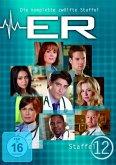 ER - Emergency Room, Staffel 12 (3 DVDs)