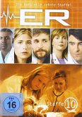 ER - Emergency Room, Staffel 10 (3 DVDs)
