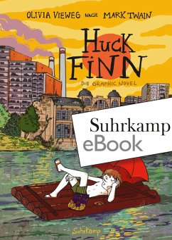 Huck Finn (eBook, ePUB) - Twain, Mark; Vieweg, Olivia