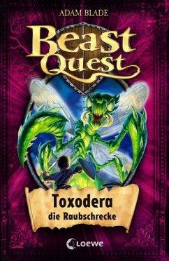Toxodera, die Raubschrecke / Beast Quest Bd.30 - Blade, Adam
