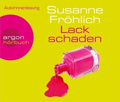 Lackschaden, 4 Audio-CDs - Fröhlich, Susanne