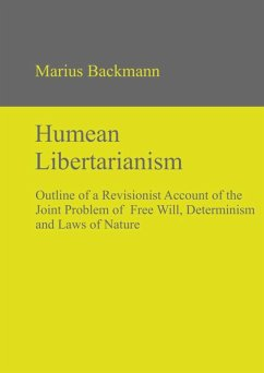 Humean Libertarianism - Backmann, Marius