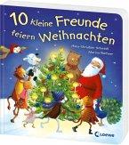 10 kleine Freunde feiern Weihnachten