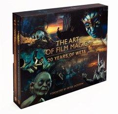 WETA: Art of Movie Magic