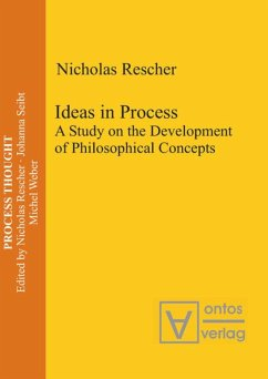 Ideas in Process - Rescher, Nicholas