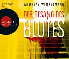 Der Gesang des Blutes, 6 Audio-CDs - Winkelmann, Andreas