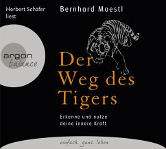 Der Weg des Tigers, 3 Audio-CDs - Moestl, Bernhard