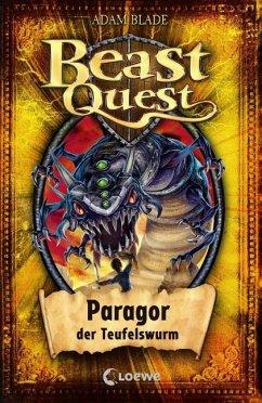 Paragor, der Teufelswurm / Beast Quest Bd.29 - Blade, Adam