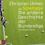 Spieltage. Die andere Geschichte der Bundesliga, 6 Audio-CDs