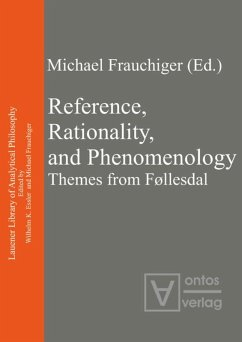 Reference, Rationality, and Phenomenology