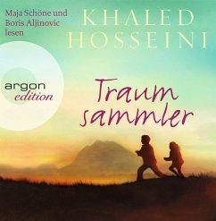 Traumsammler, 12 Audio-CDs - Hosseini, Khaled
