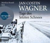 Tage des letzten Schnees / Kimmo Joentaa Bd.5 (5 Audio-CDs)