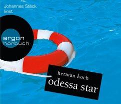 Odessa Star, 5 Audio-CDs - Koch, Herman