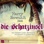 Die Schatzinsel, 6 Audio-CDs