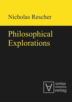 Philosophical Explorations - Rescher, Nicholas