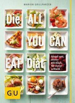 Die All-you-can-eat-Diät (Mängelexemplar) - Grillparzer, Marion